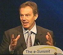 Tony 'Bliar' Blair
