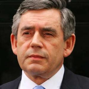 Gordon Brown,  British Prime Minister