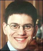 David Miliband, up-and-coming kike